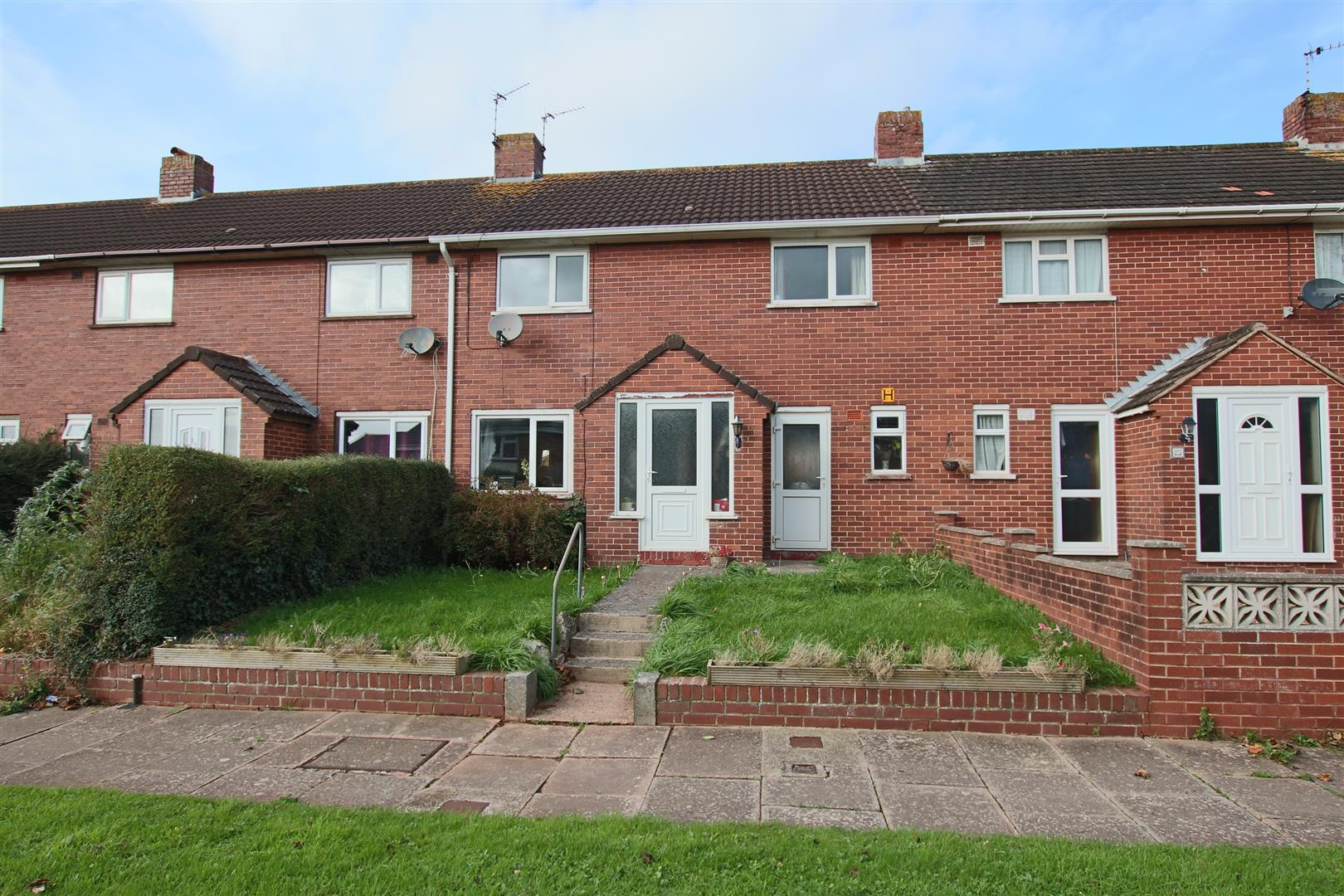 3 Bedrooms Terraced House for sale in Ribston Avenue, Whipton, Exeter